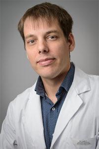 Chirurgien Yannick Nijs