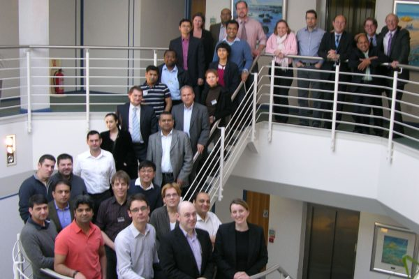 M25 Colorectal course en Basingstoke 2011